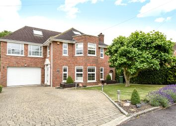 Thumbnail 7 bedroom detached house for sale in Halland Way, Northwood, Middlesex