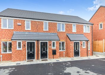 Thumbnail 2 bed terraced house for sale in Beamlight Road, Eastwood, Nottingham