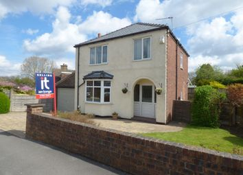 Thumbnail 3 bed detached house for sale in Russell Avenue, High Lane, Stockport