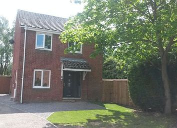 Thumbnail 4 bed detached house for sale in Newquay Close, Hemlington, Middlesbrough