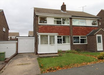 Thumbnail 3 bed semi-detached house for sale in Cedar Close, Killamarsh, Sheffield