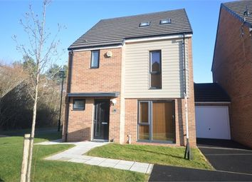 Thumbnail 4 bed detached house for sale in Chillingham Close, Teal Farm Park, Washington, Tyne & Wear.