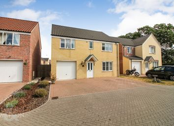 5 bed detached house for sale in Norwich Road, Lingwood, Norwich NR13