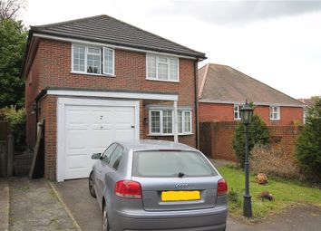 Thumbnail 4 bed detached house for sale in Spencer Close, Epsom