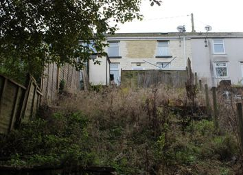 Thumbnail 1 bed terraced house for sale in 11 Hafodfan Terrace, Six Bells, Abertillery, Blaenau Gwent