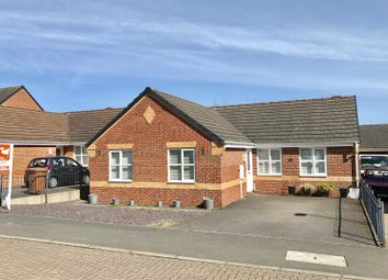 Thumbnail 3 bed detached bungalow for sale in Cavalry Close, Melton Mowbray