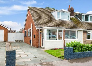 Thumbnail 3 bed semi-detached bungalow for sale in Clovelly Drive, Newburgh, Wigan