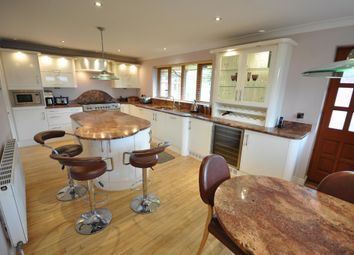 Thumbnail 5 bedroom detached house for sale in Naze Lane, Freckleton, Preston, Lancashire