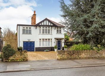 Thumbnail 5 bed detached house for sale in High Road, Chilwell, Nottingham, Nottinghamshire