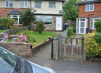Thumbnail 2 bed semi-detached house to rent in Danby Grove, Erdington, Birmingham