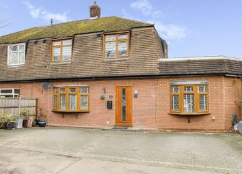 Thumbnail 4 bed semi-detached house for sale in Chester Close, Loughton