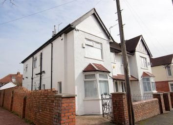 Thumbnail 3 bed semi-detached house for sale in Waterloo Road, Penylan, Cardiff