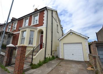 Thumbnail 3 bed semi-detached house for sale in Victoria Drive, Eastbourne