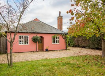 Thumbnail 4 bed detached bungalow for sale in Great Horkesley, Colchester, Essex