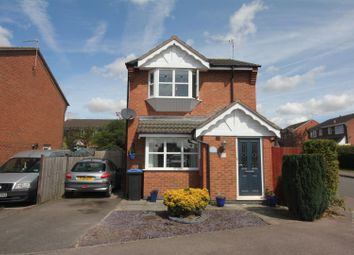 Thumbnail 3 bed detached house for sale in Florian Way, Hinckley