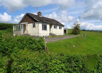 Thumbnail Land for sale in Rhiewawel, Y Fan, Llanidloes, Powys
