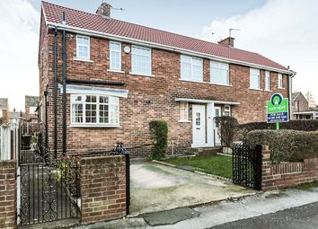Thumbnail 3 bed semi-detached house for sale in Peters Road, Edlington, Doncaster