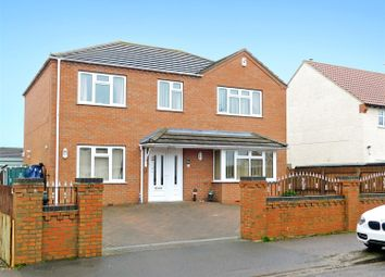 Thumbnail 4 bed detached house for sale in Hoylake Drive, Skegness, Lincs