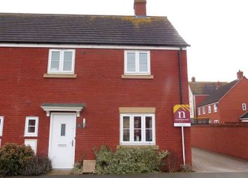 Thumbnail 3 bed semi-detached house for sale in Falcon Road, Walton Cardiff, Tewkesbury