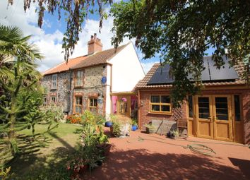 Thumbnail 2 bed semi-detached house for sale in Bulmer Lane, Winterton-On-Sea, Great Yarmouth