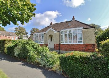 Thumbnail 3 bed detached bungalow for sale in Station Road, Drayton, Portsmouth