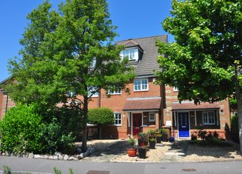 Thumbnail 3 bed town house for sale in Berry Way, Andover