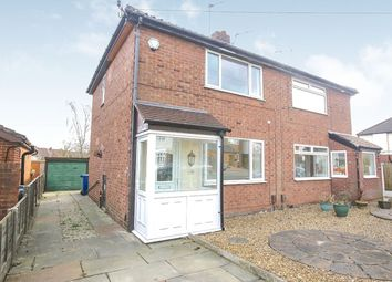 Thumbnail 2 bed semi-detached house to rent in Park Avenue, Cheadle Hulme, Cheadle