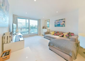 Thumbnail 1 bed flat to rent in St George Wharf, Vauxhall London