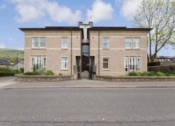 Thumbnail 2 bed flat for sale in Mitchell Court, Dollar, Clackmannanshire