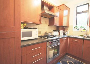 Thumbnail 3 bedroom flat to rent in Donnington Road, Willesden Green