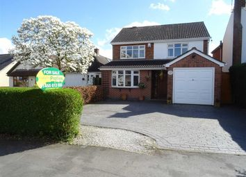 Thumbnail 4 bed property for sale in Sketchley Road, Burbage, Hinckley