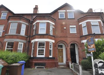 Thumbnail 6 bed town house to rent in Withington, Manchester