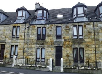 Thumbnail 2 bed flat to rent in Raise Street, Saltcoats