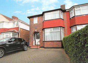 Thumbnail 3 bed semi-detached house for sale in The Hyde, London
