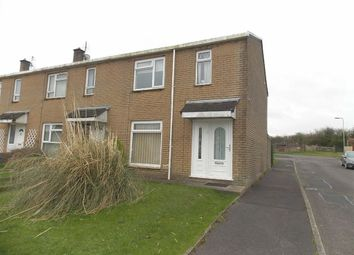 Thumbnail 3 bed end terrace house for sale in Laurel Dene, Llanharry, Pontyclun