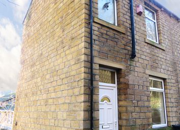 Thumbnail 2 bed end terrace house to rent in Victoria Road, Huddersfield