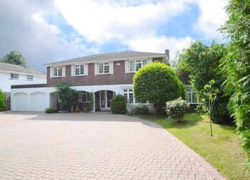 Thumbnail 5 bed detached house to rent in Leigh Hill Road, Cobham KT112Hx