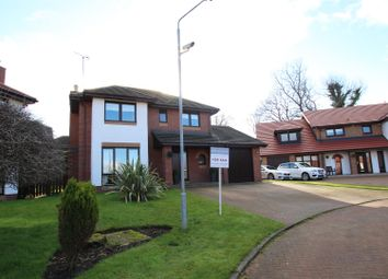 Thumbnail 4 bedroom property for sale in Grieve Croft, Bothwell, Glasgow