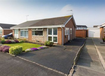 Thumbnail 2 bedroom semi-detached bungalow for sale in Inglewood Close, Warton, Preston