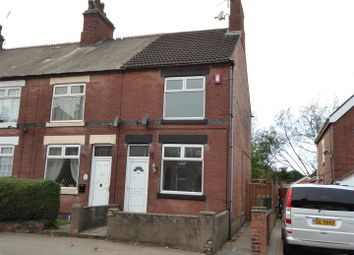 Thumbnail 2 bed end terrace house for sale in Moira Road, Woodville, Swadlincote
