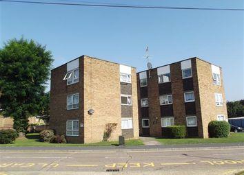 Thumbnail 1 bedroom flat to rent in Lampits, Hoddesdon