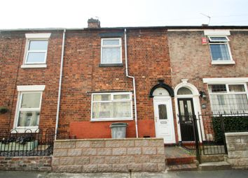 Thumbnail 2 bed terraced house for sale in Minshall Street, Fenton, Stoke-On-Trent