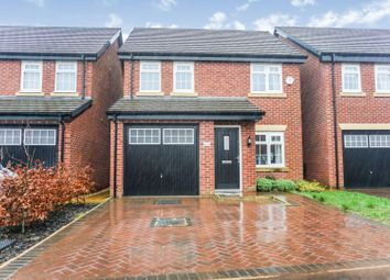 Thumbnail 3 bed detached house for sale in Clydesdale Road, Preston