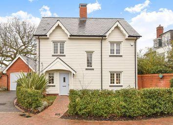 Thumbnail 3 bed detached house for sale in Churchill Way, Broadbridge Heath