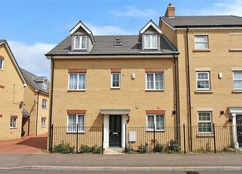 Thumbnail 5 bed end terrace house for sale in Maskell Drive, Bedford