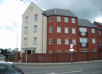 Thumbnail 2 bed flat to rent in Spindle Court, Mansfield