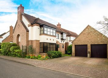 Thumbnail 4 bedroom detached house for sale in Hobby Close, Hartford, Huntingdon