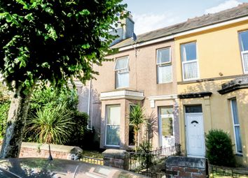 Thumbnail 5 bed terraced house for sale in Pentyre Terrace, Plymouth