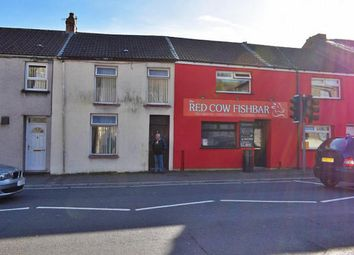 Thumbnail 3 bed terraced house for sale in High Street, Treorchy