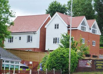 Thumbnail 4 bed detached house for sale in Rochester Road, Rochester, Kent